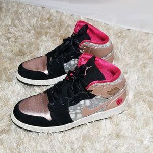 Nike air Jordan.
